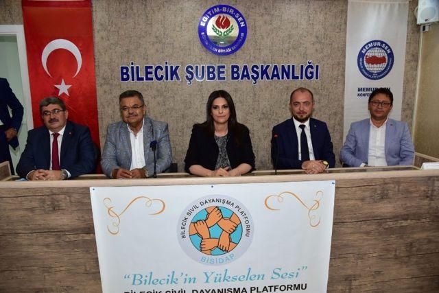 AK Parti Genel Başkan Yardımcısı Sarıeroğlu Stk Temsilcileriyle Buluştu