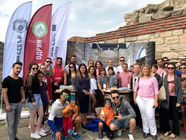 Edirne ve Nessebar'ın Tarihi, Kültürel ve Turistik Hazineleri Tanıtıldı