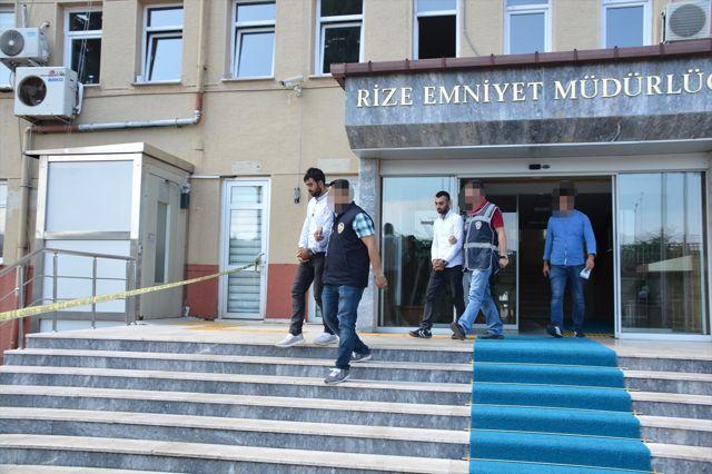 Rize'de Fetö/pdy Soruşturması Yalanı ile Dolandırıcılık