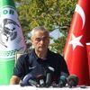 Rıza Çalımbay: Fenerbahçe Maçında Kazanmak İçin Her Türlü Riske Girebiliriz