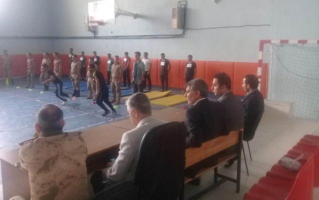 Tatvan'da Güvenlik Korucusu Alımı İçin Fiziki Yeterlilik Mülakatı Yapıldı