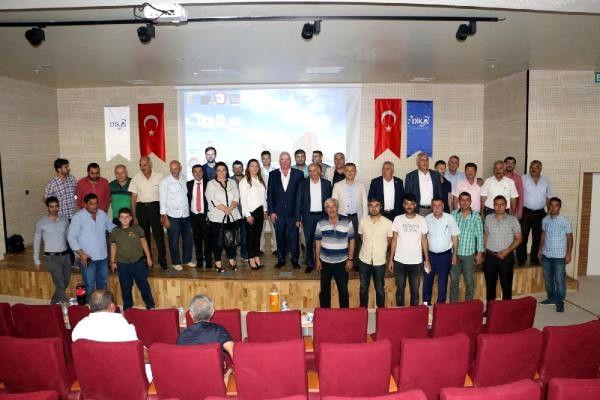 Mardin'de Yatırım Yapacak Alman Tavuk Firması ile İlk Toplantı
