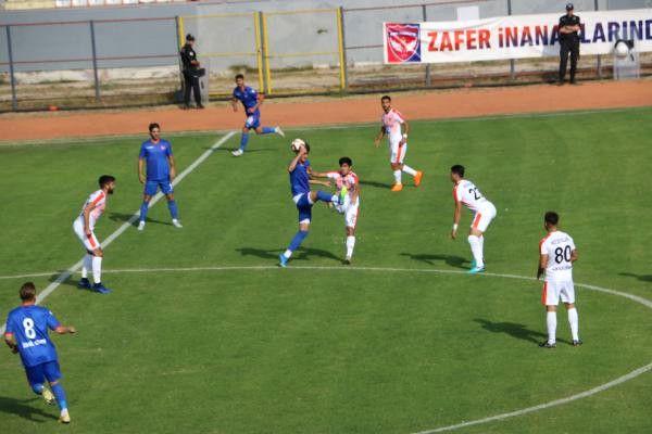 Niğde Anadolu Fk - Gaziantepspor: 1-1
