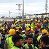 İşçi eylemlerinin yapıldığı 3. Havalimanı'nın açılacağı tarih netleşti