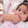 Yemek Borusu Olmayan 1,5 Yaşındaki Hiranur'un Yutkunursa Ölme İhtimali Var