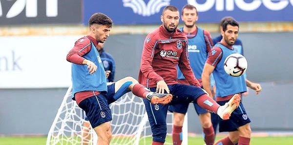 Trabzonspor, Burak Yılmaz'ın Yerine Oynayan Rodallega'dan Gerekli Verimi Alamadı