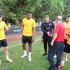 Galatasaray'da Akhisarspor Maçı Hazırlıkları