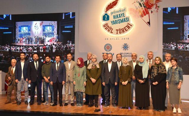 Timav 7. Geleneksel Hikaye Yarışması Ödül Töreni Gerçekleştirildi