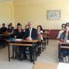 Başmakçı'da Okullara Ziyaret