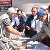 Bozüyük Osmanlı Cami'inde Aşure Dağıtıldı