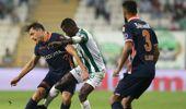 Bursaspor ile Medipol Başakşehir 0-0 Berabere Kaldı