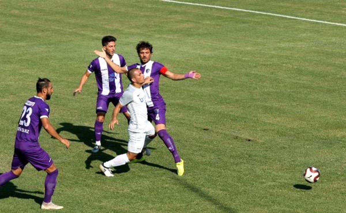 Osmaniyespor - Yeni Orduspor: 0-0