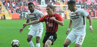 Hüseyin Aylak: Eskişehirspor - Gazişehir Gaziantep: 0-0