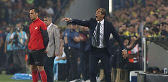 Fenerbahçe Teknik Direktörü Cocu: Böyle Oynarsak Çok Maç Kazanacağız