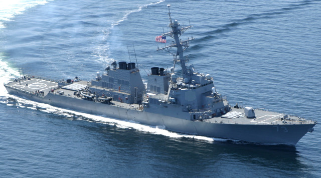 Son dakika ABD-Çin gerilimi alev aldı Gemiler karşı karşıya 51