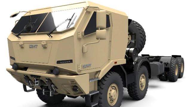 Anadolu Isuzu tarafından savunma sanayisinde taşıyıcı araç ihtiyacını karşılamak amacıyla tasarlanan 8x8 kamyonlara Çanakkale Zaferi'nin kahramanlarından Seyit Onbaşı'nın adı verildi. | Sungurlu Haber