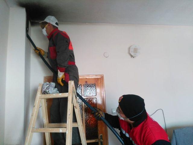 Nevşehir Belediyesi Vatandaşları Baca Temizliği Konusunda Uyardı