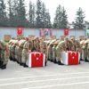 Osmaniye'de Kısa Dönem Erler ve Korucular Yemin Etti