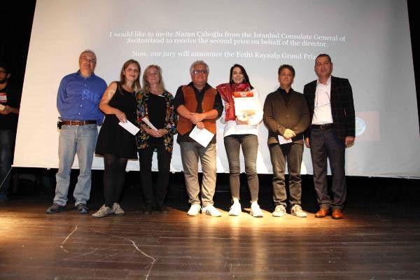 Bıfed'te Büyük Ödülü İspanya'dan 'Astral' Aldı