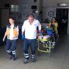 İzmir'deki Göçmenleri Taşıyan Kamyonun Devrilmesi