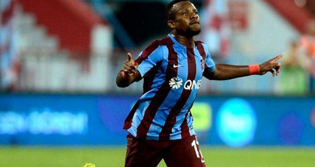 Trabzonspor'un Nijeryalı Futbolcusu Ogenyi Onazi, Milli Takımda Sakatlandı