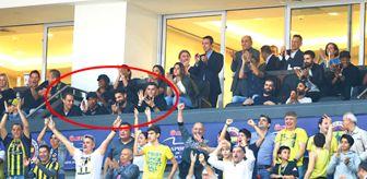 Fenerbahçe Başkanı Ali Koç, Futbolcuları Locasına Davet Etti