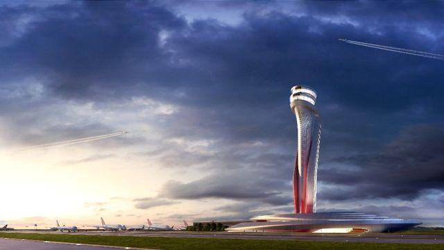 İstanbul Yeni Havalimanı'na Siemens Türkiye İmzası