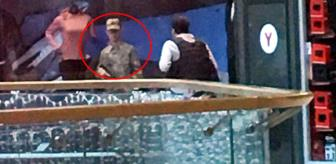 Gaziantep'te, Silahıyla Firar Eden Asker AVM'de Çalışanları Rehin Aldı