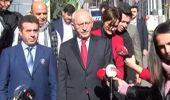 Kemal Kılıçdaroğlu'ndan Ara Güler'in Ailesine Taziye Ziyareti