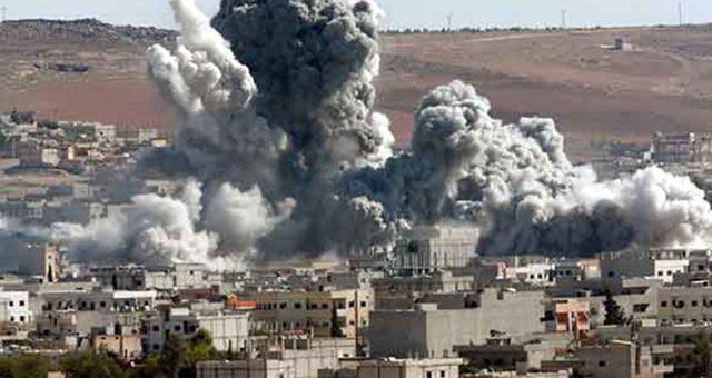Amerika Birleşik Devletleri, Suriye de Sivilleri Vurdu: ...