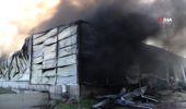 Sakarya'da 4 Ayrı İş Yerinde Çıkan Yangın Kontrol Altına Alındı