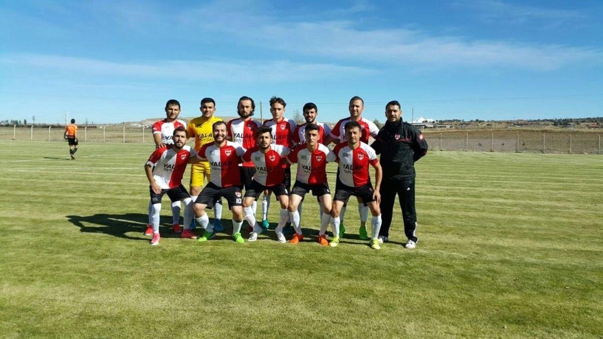 Nevşehir 1. Amatör Lig'de İlk Hafta Maçları Tamamlandı