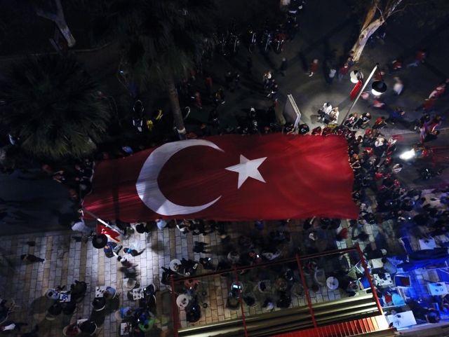 Bodrum'da Coşkulu Cumhuriyet Bayramı