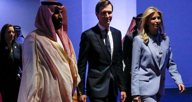 ABD Basını Duyurdu! Veliaht Prens ile Trump'ın Damadı Arasındaki Görüşmenin Detayları Ortaya Çıktı - Washington Haberleri