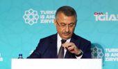 Dha İstanbul- Cumhurbaşkanı Yardımcısı Oktay Fetö 15 Temmuz'da Halkın Tokadını Yemiştir