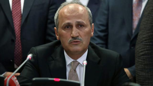 """Ulaştırma ve Altyapı Bakanı Mehmet Cahit Turhan """"İnternette uygulanan adil kullanım kotası 2019'da kaldırılacak"""" dedi.   Sungurlu Haber"""