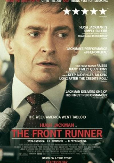 The Front Runner Filmi