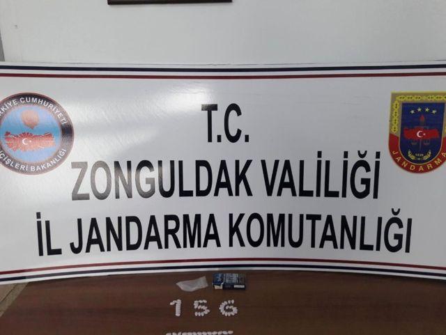 Zonguldak'ta Uyuşturucu Operasyonu: 10 Gözaltı
