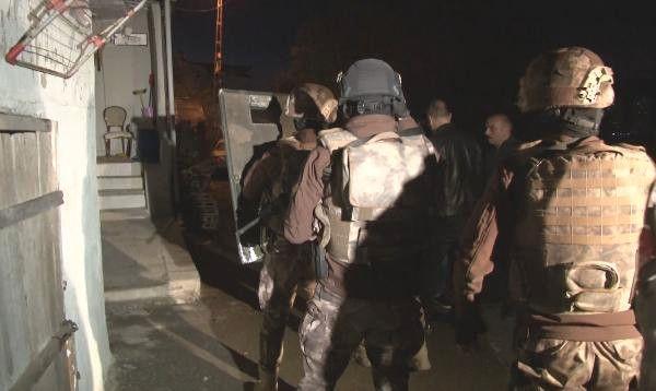 İstanbul'da Uyuşturucu Operasyonu: Gözaltına Alınanlar Var