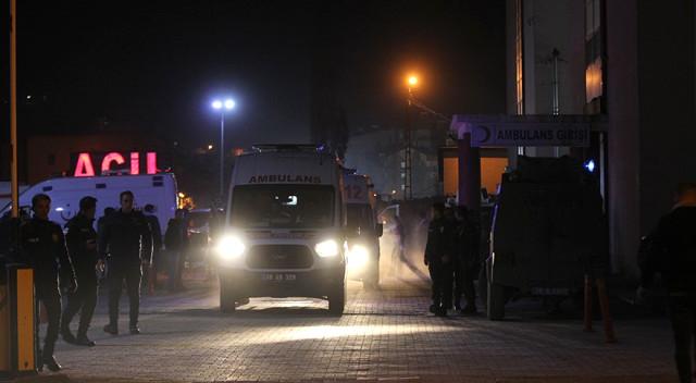 Hakkari'de Mühimmat Patlaması Sonucu 25 Asker Yaralı, 7 Asker Kayıp