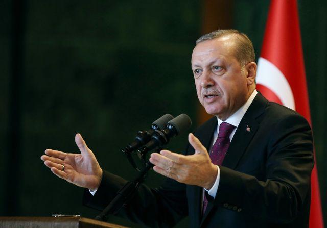 Erdoğan'dan AB Üyeliği Mesajı
