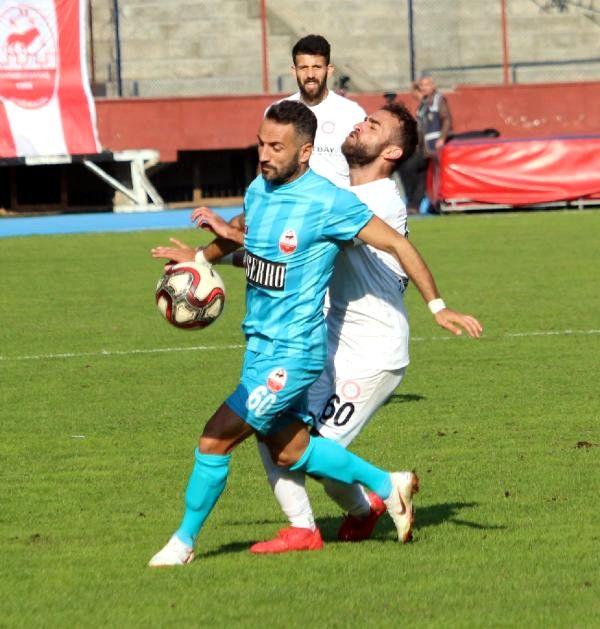 Zonguldak Kömürspor - Kahramanmaraşspor: 0-3