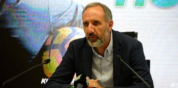 Selçuk Aksoy: 'Aykut Kocaman'la Bugün Görüşeceğiz'
