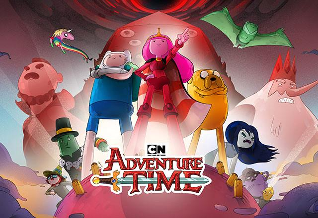 Adventure Time Final Yapıyor