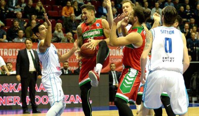 Pınar Karşıyaka, FIBA Avrupa Kupasındaki 5. Maçında Donar'a 89-83 Yenildi