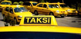Taksicilere Eğitim Şartı Geliyor! Sertifikası Olmayan Taksicilik Yapamayacak