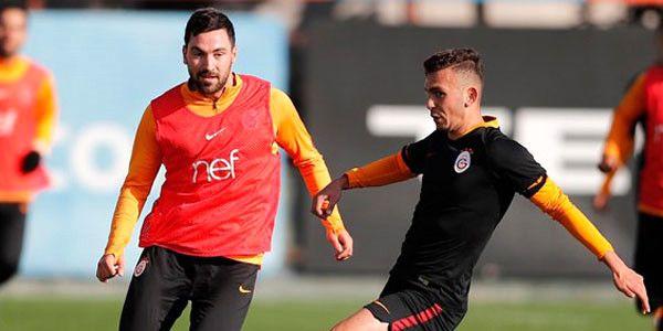 Galatasaray'a Bir Kötü Haber de Sinan'dan!