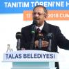 AK Parti Genel Başkan Yardımcısı Özhaseki, Kayseri'de