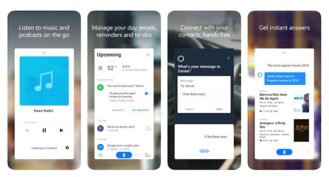Yeni Microsoft Cortana İos, Ses Asistanına Konuşma Deneyimi Ekliyor!