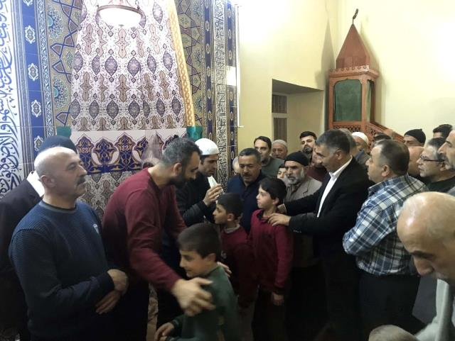 Bitlis'te Mevlit Kandili Coşkusu